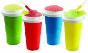 Chill Factor Squeeze Cup Slushy Maker (colours may vary) by Chill Factor