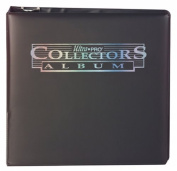 Ultra Pro Collectors Album for 9 Pocket Pages (Black) by Ultra Pro