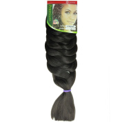 X-PRESSION ULTRA BRAID HAIR EXTENSION (XPRESSION BRAIDING) (CHOICE OF COLOURS)