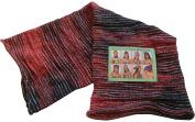 FAIR TRADE NEPALESE STRETCH COTTON BOHO HIPPY MAGIC HAIR BAND HEAD WRAP TIE HAT