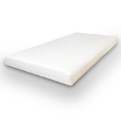 Toddler Bed Foam Mattress Superior Quilted Cot Mattress FOR JUNIOR BED TopStyle Bedding