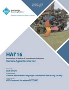 Hai 16 4th International Conference on Human Agent Interaction
