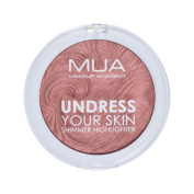 MUA - Undress Your Skin Highlighting Powder - ROSEWOOD GLIMMER