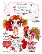 Sherri Baldy My-Besties Here's My Heart Coloring Book