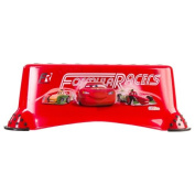 Disney Cars Step Stool - Red