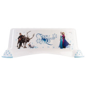 Snow Queen Step Stool - White