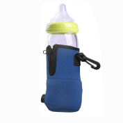 Car Milk Warmer,ANGTUO Travel Infant Milk Bottle Warmer Heater for Baby Home Appliances with Warm Milk Artefact