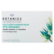 BOOTS Botanics Organic Hot Cloth Cleansing Balm by Botanics by Boots