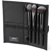 LaRoc ® 4 Piece Makeup Brush Cosmetic Set Kit Eyeshadow Foundation Powder Blush