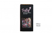 Glitter Bomb Effect Explosion of Glitz Professional Nail Varnish Choose Your Shade