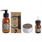 4 pc. Beard Grooming Kit