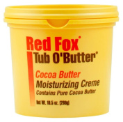 Red Fox Tub O Butter Cocoa Butter 10.5 Ounce (310ml)