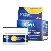 Cien Q10 Anti-wrinkle Night Cream - 50 ml - New Sealed