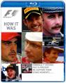 F1: How It Was [Regions 2,4] [Blu-ray]