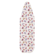 Household Essentials Deluxe Ironing Board Cover, Kool Kats