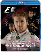 The Official Review of the 2016 FIA Formula One World Championship [Blu-ray]
