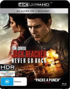 Jack Reacher [Region B] [Blu-ray]
