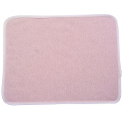 Teddy Spirit Organic Cotton Breathable Waterproof Underpads Mattress Pad Sheet Protector for Children or Adults, 45cm x 35cm