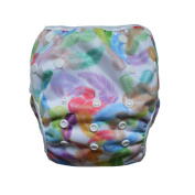 Hibaby One Size Adjustable Reusable Swim Nappy for Baby Infant Toddler - 6 Girls Designs
