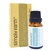 Tranquilly Essential Oil Blend by Simply Earth - 15ml, 100% Pure Therapeutic Grade