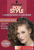 Schwarzkopf Poly Style Conditioning Foam Perm For Dry/Colour Treated Hair by Poly Style