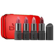 Bite Beauty The Perfect Bite Set Amuse Bouche Lipstick in Fig, Pepper, Honeycomb, Nori