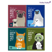 [Holika Holika] Baby Pet Magic Mask Sheet 22ml (1 Sheet) - 4 Type