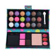 LandFox® 26 Colours Eye Shadow Makeup Palette Cosmetic Eyeshadow Blush Lip Gloss Powder