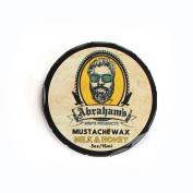 Abraham's Moustache Wax