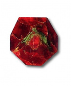 TS Pink Garnet Fragrance-Free SoapRocks - Soap that looks like a Rock ~ 180ml Gem Rocks Birthstone Jabón Gemstone
