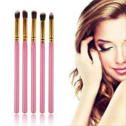 Orangeskycn Premium Makeup Brush Set Cosmetics Foundation Blending Blush Eyeliner Face Powder Lip Brush Makeup Brush Kit