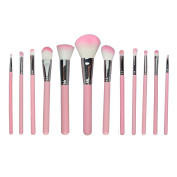 Synthetic Kabuki Makeup Brushes Cosmetics Foundation Blending Blush Eyeliner Face Powder Brush Makeup Brush Kit