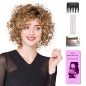 Sunny by Ellen Wille, Wig Galaxy Hair Loss Booklet, 60ml Travel Size Wig Shampoo, Wig Cap, & Wide Tooth Comb (Bundle - 5 Items), Colour Chosen