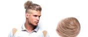 The Original Man Bun – Instant Clip On Bun Hair Extension