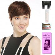 Space by Ellen Wille, Wig Galaxy Hair Loss Booklet, 60ml Travel Size Wig Shampoo, Wig Cap, & Wide Tooth Comb (Bundle - 5 Items), Colour Chosen
