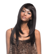 IT TRESS TOP MODEL SYNTHETIC FULL WIG FFC-301 (50cm Yaki Layered Straight with Sweet Bang)