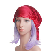 Savena 100% Mulberry Silk Night Sleeping Cap for Long Hair Bonnet Hat Warm Soft Many Colours