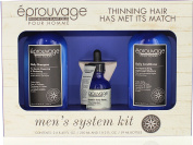 eprouvage Men's Thinning Hair System Kit