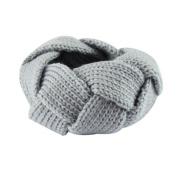 Hunputa Fashion Women Crochet Twist Knitted Headband Winter Warmer Hair Band