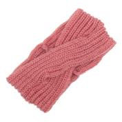 Hunputa 2016 Womens Winter Warm Women Bohemia Knit Headband Handmade Hairband