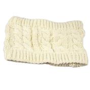 Hunputa Korean Style Headwear Head Wraps Crochet Twist Flower Elastic Headbands