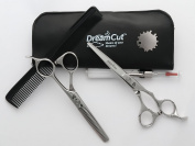 DreamCut 15cm Professional Hair Scissors and Thinning Shears 440C Japanese Stainless Steel Kit