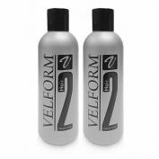 Velform Hair Natural Formula 2 Anti Hair fall tonic 200ml 2 bottles for Men and Women for Hair and Scalp treatment , Thinning Hair, Hair loss