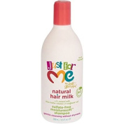 Just For Me New & Improved Natural Hair Milk Sulphate-Free WITH Coconut Milk MoistureSoft Shampoo 400ml