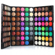 2017 New Eyeshadow Eye Shadow Palette Makeup Kit Set Make Up Professional Box,KRABICE Ultra Flawless 120 Colour Mini Eyeshadow Palette