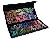 Terrece Eye Shadow Colour Palette 128 Colours Makeup Kit Eyeshade Multicolor Professional Box Natural Smokey Classic Eyeshadow Set