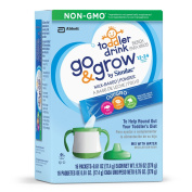 Similac Go and Grow Non-Gmo Toddler Drink Stick Packs, 16 Count