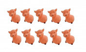 SanWay Kids Baby Rubber Float Sound Animals Toys-20 PCS