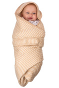 Lil Cuties, Organic Swaddle Blanket Wrap