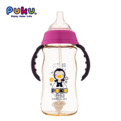 Mother Nest PPSU Baby Nursing Wide-Neck Bottle